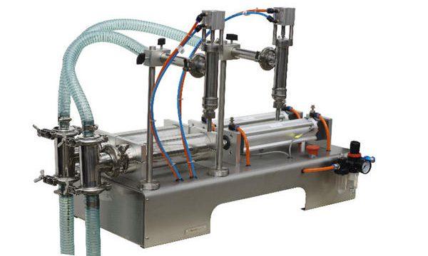 Mesin Pengisian Madu Semi-Otomatis Akurasi Mengisi Tinggi