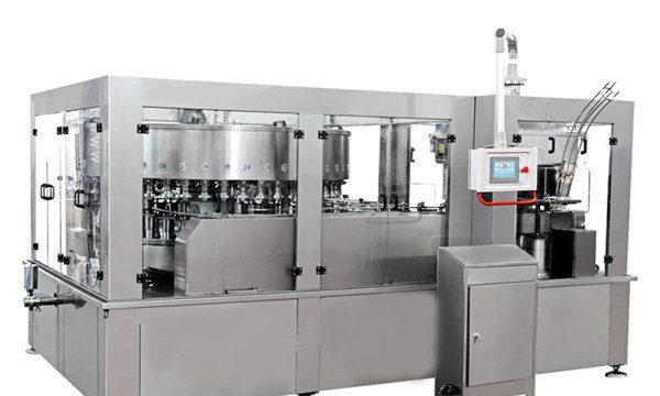 Aluminium Dapat Mengisi Mesin Minuman Energi Untuk Minuman Ringan