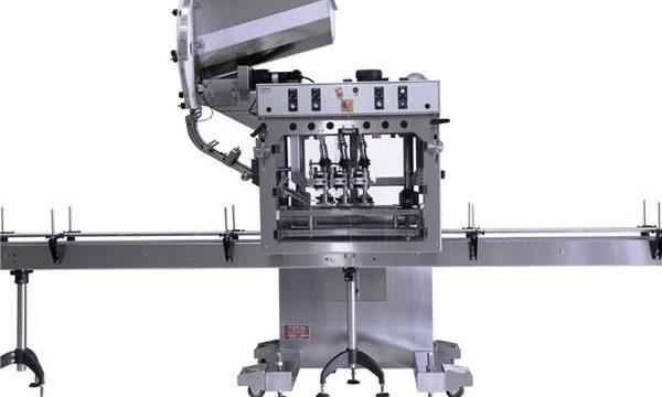 Pabrikan Mesin Capping Botol Otomatis