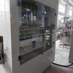 Stainless Steel Mengisi Mesin Pemutih Otomatis Penuh