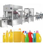 Gravity Bleach Filling Machine, Jalur Produksi Pengisian Bleach
