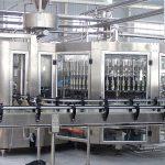 Otomatis 250ml Shampoo Kaca Botol Mengisi Mesin Peralatan Capper