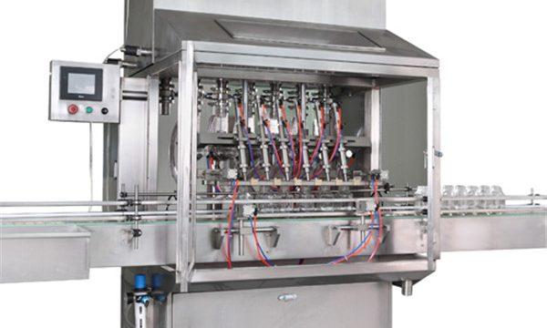 Sina Ekato Memiliki Lini Produksi Mesin Mobil Lengkap Pengisian Minyak, Mesin Pengisian Minyak