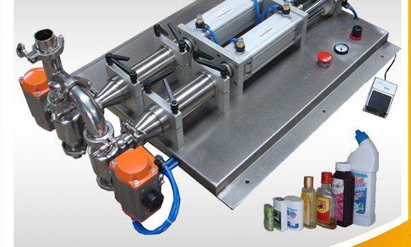 Pemasok Cina Harga Produk Mesin Pengisian Cairan Botol Kecil