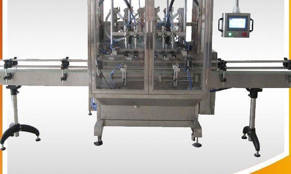 Otomatis Mengisi Mesin Gravitasi Botol Cair Mengisi