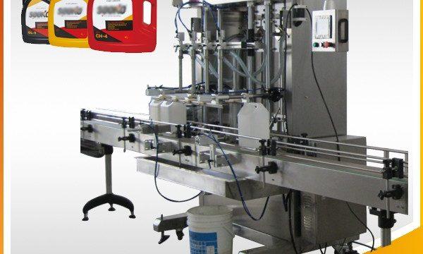500ml-2L Mesin Pengisian Deterjen Cair Otomatis / Mesin Pengisian Cairan Pencuci