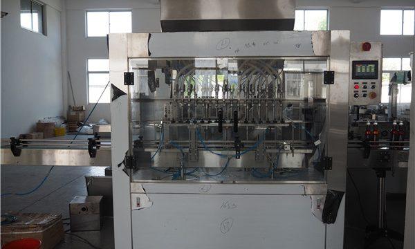 Produsen Profesional Mesin Pengisian Minyak Otomatis