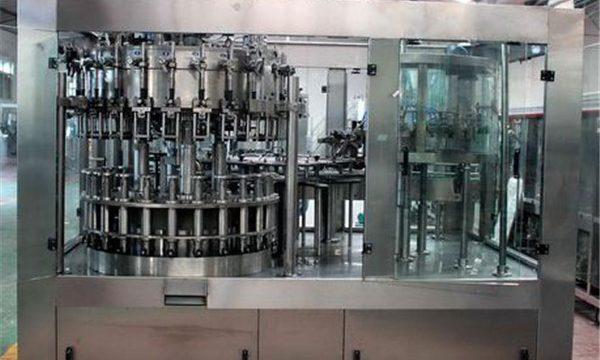 Mesin Pengisian Cairan Stainless Steel Otomatis Untuk Minyak / Air Murni