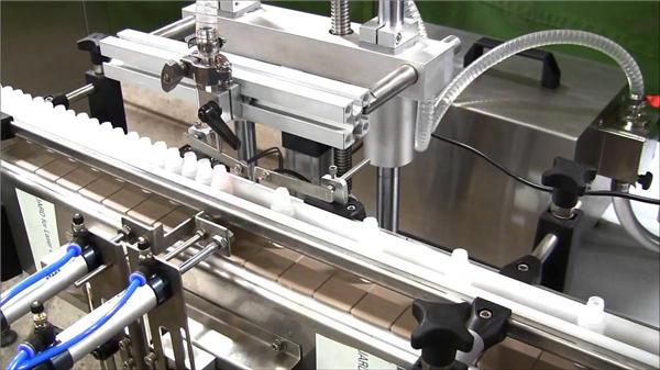 Mesin Pengisian Botol Otomatis e-liquid Berkecepatan Tinggi