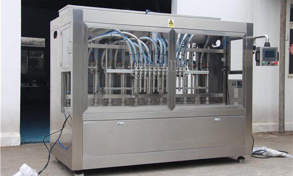 Mesin Pengisian Madu Sepenuhnya Otomatis Dalam Botol