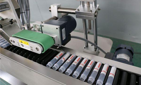 Mesin Pelabelan Botol Injeksi Horisontal Otomatis