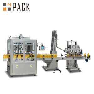 Liquid Bottle Filling Line