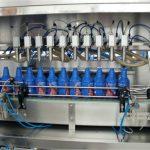 Mesin Pengisian dan Pembatasan Minyak Zaitun Otomatis