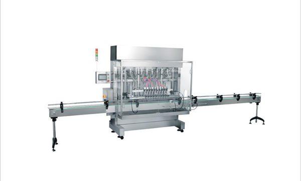 4 Kepala Otomatis Liquid Soap Deterjen Kosmetik Mengisi Mesin