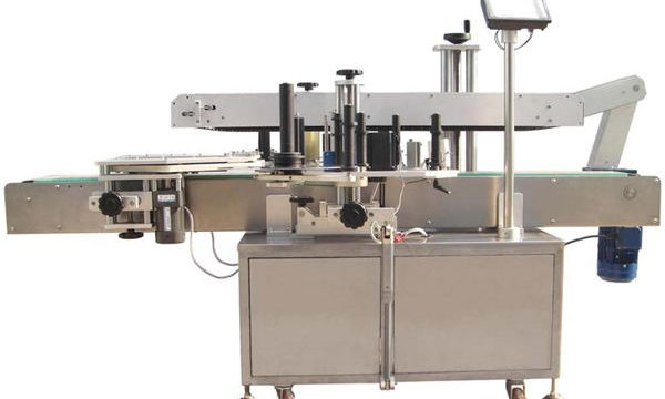 Mesin Pelabelan Vial Kecepatan Tinggi Otomatis