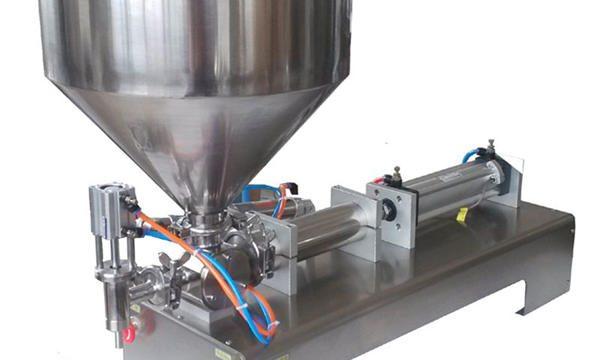 Harga Pabrik Manual Pneumatic Paste Filling Machine